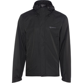 Gonso Save Light Rain Jacket Men, black